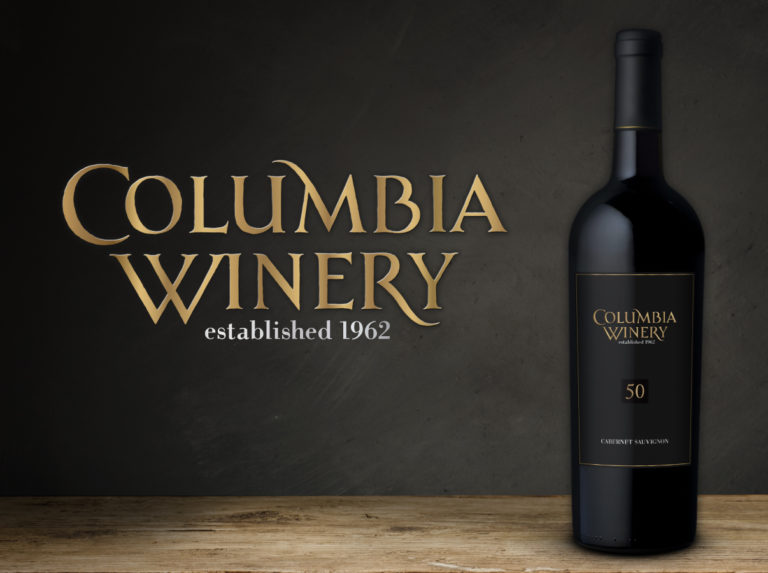 Columbia Winery - 50th Anniversary