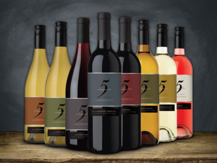 5 Vineyards