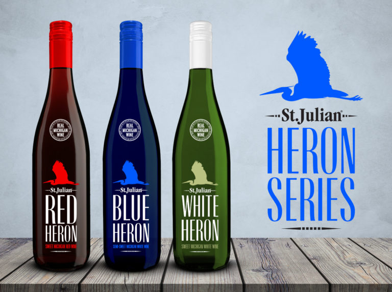 St. Julian - Heron Series